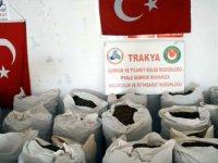 Soya taşıdığı söylenen TIR'da 1.5 ton uyuşturucu çıktı