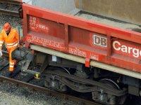 DB Cargo freight train involved in fatal rail crash in Denmark