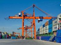 Mersin Limanı'nda yük trafiği azaldı!