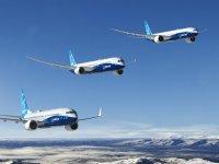 Boeing, uçak teslimatında yeni bir rekor kırdı
