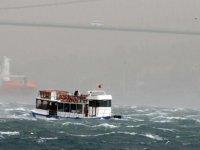 İstanbul Boğazı'nda gemi trafiğine kısıtlama