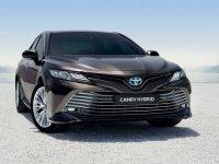 Toyota Camry D segmentinde liderliği bırakmıyor