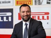 Pirelli Otomobil Lastikleri'nde üst düzey atama…