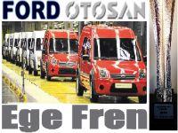 Ford Otosan'dan Ege Fren'e anlamlı ödül