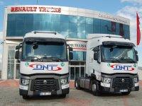 DNT, Renault Trucks ile büyümeye devam ediyor