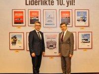 Küçük ve orta boy otobüste lider 10. kez Otokar