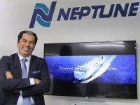Neptune Lines, 3 kıtada yılda 1 milyon araç taşıyor