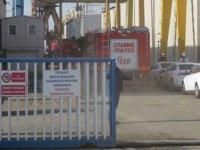 Tuzla'da gemi yangını: Çok sayıda yaralı var