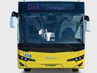 Anadolu Isuzu'dan Romanya'ya otobüs teslimatı