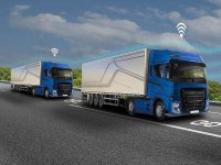 Türkiye'nin ilk otonom kamyonları 3 ay sonra yollarda