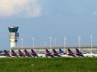Belçika hava sahası 24 saatliğine kapalı