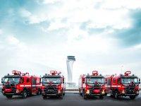 İstanbul Havalimanı'nın tercihi Volvo Trucks