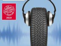 Goodyear'ın SoundComfort Teknolojisi, Yılın Ürünü