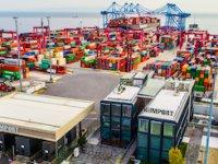 Marmara Bölgesi'nin en büyük ithalat limanı: 'Kumport'