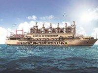 Karadeniz Holding'in gemisi Küba'yı da aydınlatacak