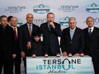 Tersane İstanbul'un temeli atıldı