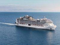 MSC Cruises, Bellissima'yı teslim aldı, hizmete soktu