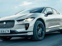 Car Of The Year şampiyonu: Jaguar I-Pace