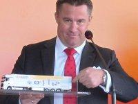 SAF-HOLLAND'da CEO değişti