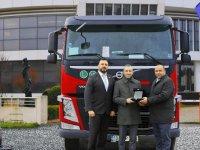 En hafif Volvo Trucks Hicri Ercili için özel üretildi