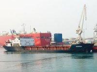 Safiport Limanı geçici olarak gemi trafiğine kapatıldı