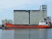 Dicle Deniz gemisi İspanya'da alıkonuldu