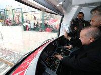 Halkalı-Gebze Banliyö Hattı açıldı: Durakları ve ücretleri