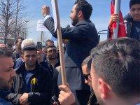 """Servisçilerin """"plaka tahdidi"""" isyanı"""