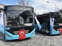 Otokar'dan Çanakkale toplu taşımaya 3 otobüs
