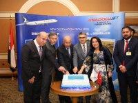 AnadoluJet yurt dışı uçuş ağını Erbil ile genişletti