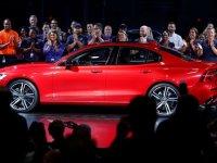 Volvo'nun otosu, sürücü durumuna göre hızı kesebilecek