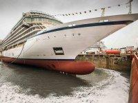 Dehşet gemisi limana yanaştı! Kayıp yok