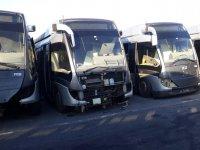 Hollanda'dan alınan metrobüsler hurdaya çıktı