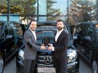 VTR Turizm filosu, 25 Mercedes Vito ile daha da güçlendi