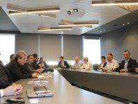 Treyler sanayicileri, kimya devi BASF'yi ziyaret etti