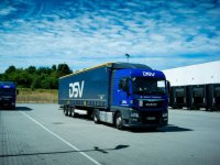 DSV and Panalpina reach merger deal