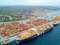 ASYAPORT öncelikli ürün aktarma limanı oldu