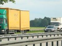 Sürücü sıkıntısı had safhada, Bulgarlar kamyon yaktı