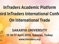 B3. Intraders Uluslararası Ticaret Kongresi başladı