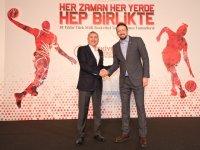 Mercedes, Türk basketbolunu 4 yıl daha destekleyecek