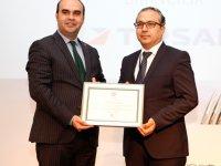 Patent ve ihracat performansı ödülleri TIRSAN'ın