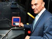 İzmir'de toplu taşımaya yüzde 50 indirim