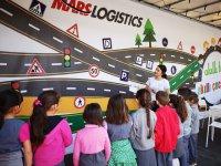 Mars Logistics'in Akıllı Tırı çocuklar için yola çıktı