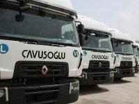 Çavuşoğlu Nakliyat, Renault D serisi kamyonlarla güçlendi