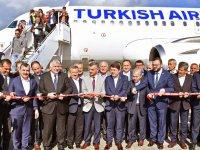 THY, Zonguldak'a da uçmaya başladı