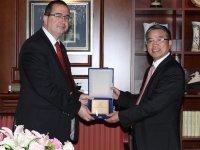 Türk Loydu'ndan Çin Hamlesi