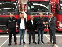 Logitrans, 25 Volvo çekici yatırımı yaptı