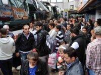 Otobüs firmalarına ek sefer düzenleme izni çıktı