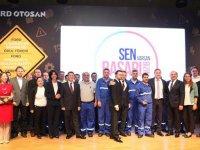 Ford Otosan, iş güvenliği ödüllerini topladı