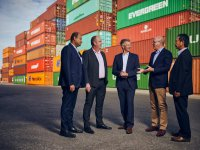 Five more lines join Digital Container Shipping Association